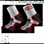 Mi-chaussettes Bikesocks